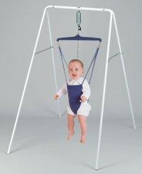 【長期レンタル】ジョリージャンパー・ポータスタンド Jolly Jumper  Port-A-Stand ベビー 赤ちゃん トランポリン 運動 体操