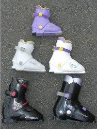 中古スキーブーツ